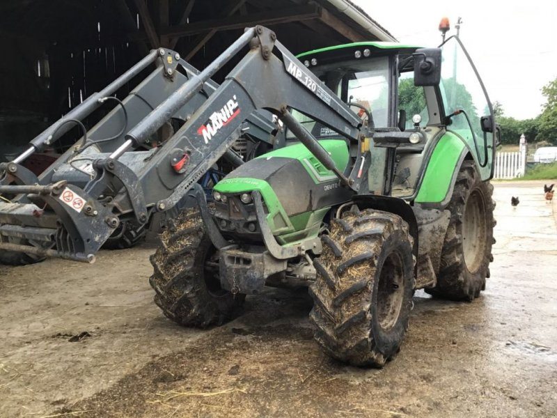 Traktor типа Deutz-Fahr Agrotron 6130.4, Gebrauchtmaschine в SAINT LOUP (Фотография 1)