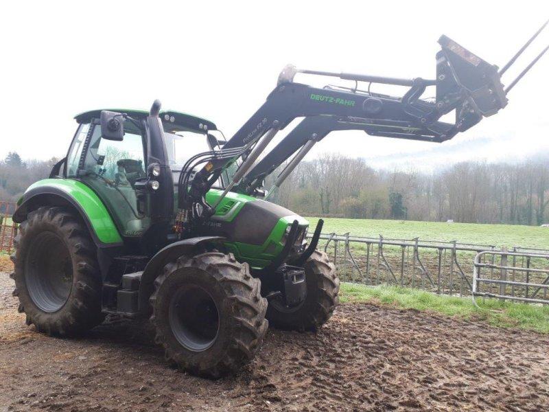 Traktor типа Deutz-Fahr Agrotron 6130.4, Gebrauchtmaschine в SALES - RUMILLY (Фотография 1)