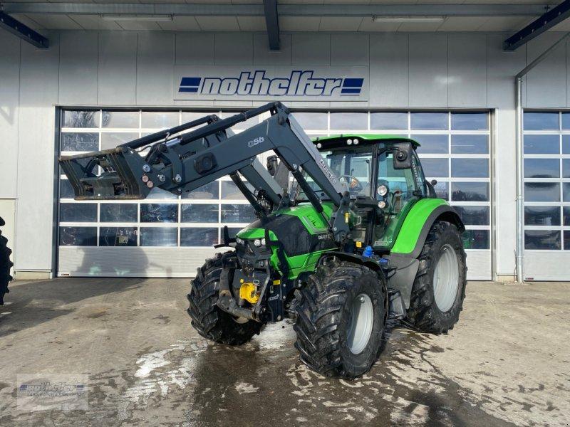 Traktor του τύπου Deutz-Fahr Agrotron 6130.4, Gebrauchtmaschine σε Pforzen (Φωτογραφία 1)
