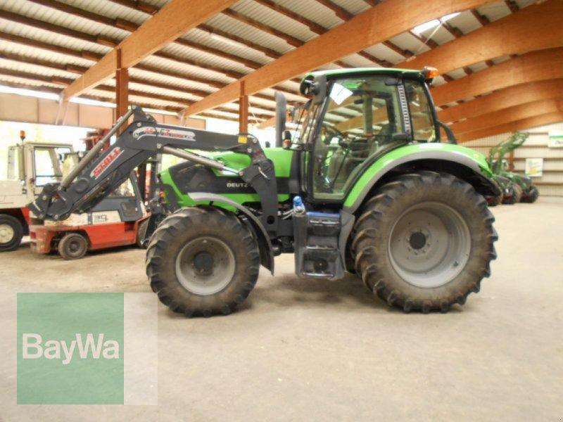 Traktor des Typs Deutz-Fahr AGROTRON 6140 P, Gebrauchtmaschine in Mindelheim (Bild 1)