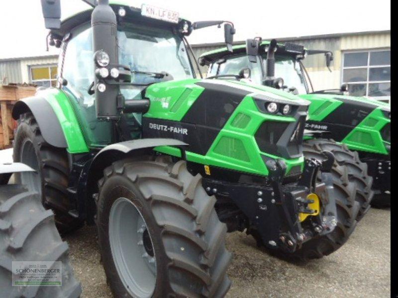 Traktor типа Deutz-Fahr Agrotron 6140 TTV Vorführschlepper mit FH u. FZ, Neumaschine в Steisslingen (Фотография 1)