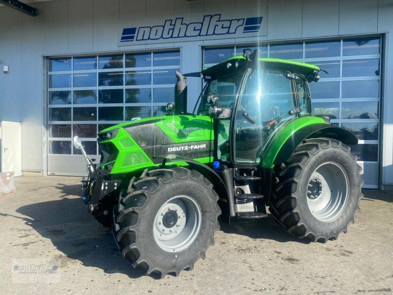 Traktor des Typs Deutz-Fahr Agrotron 6140 TTV, Neumaschine in Pforzen (Bild 1)
