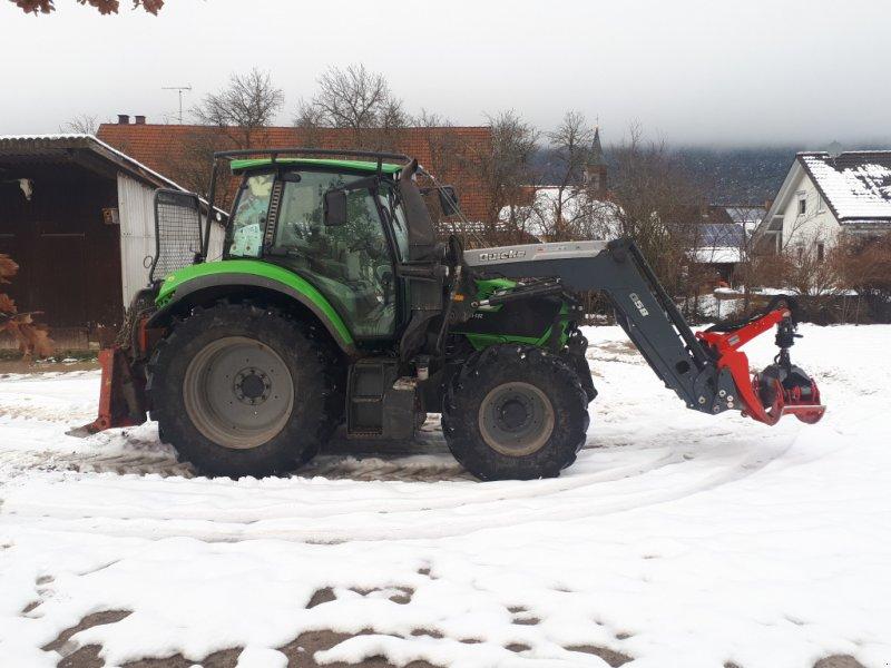 Traktor des Typs Deutz-Fahr Agrotron 6140 TTV, Gebrauchtmaschine in Immendingen (Bild 1)
