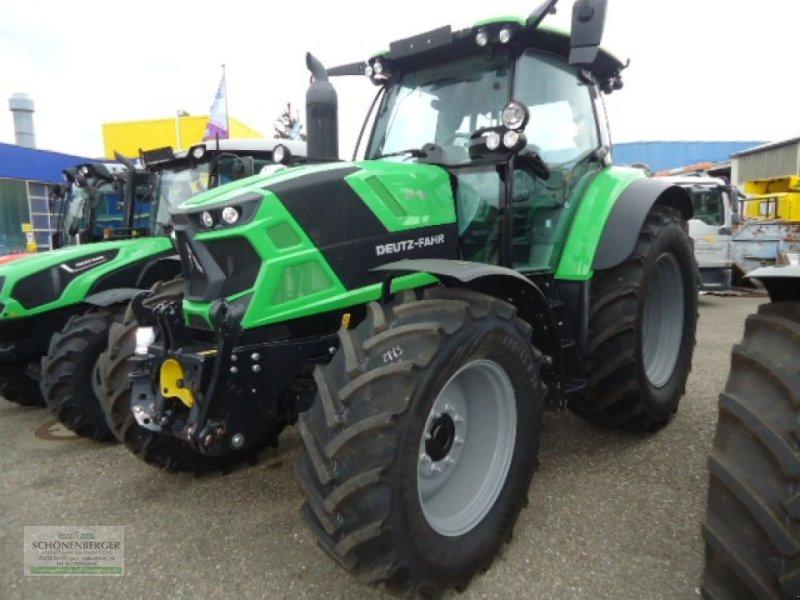 Traktor des Typs Deutz-Fahr Agrotron 6140, Neumaschine in Steisslingen (Bild 1)