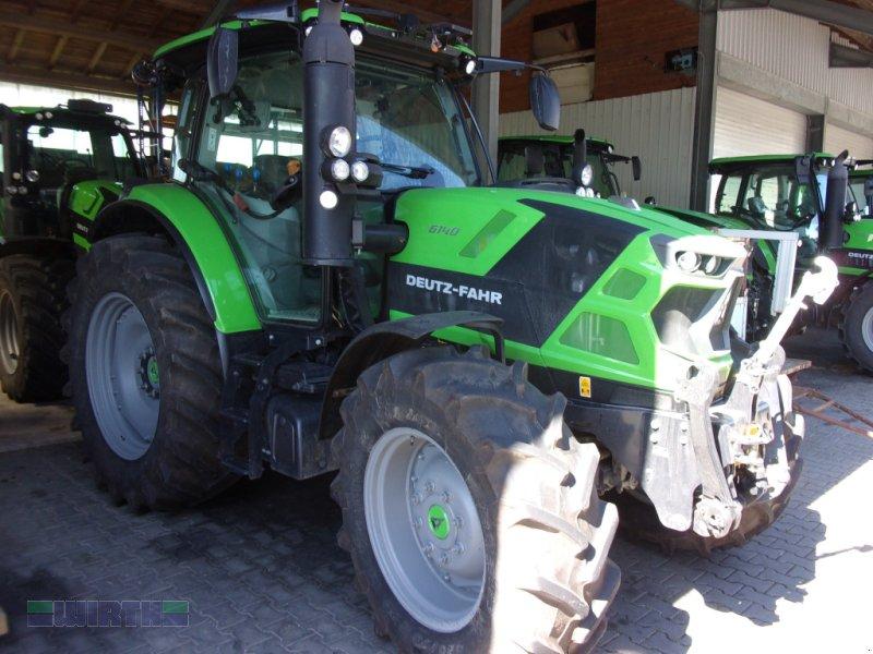 Traktor des Typs Deutz-Fahr Agrotron 6140, Gebrauchtmaschine in Buchdorf (Bild 1)