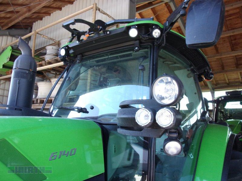 Traktor des Typs Deutz-Fahr Agrotron 6140, Gebrauchtmaschine in Buchdorf (Bild 4)