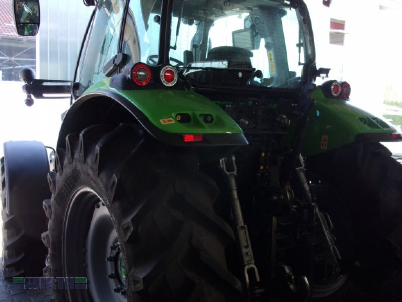 Traktor des Typs Deutz-Fahr Agrotron 6140, Gebrauchtmaschine in Buchdorf (Bild 10)