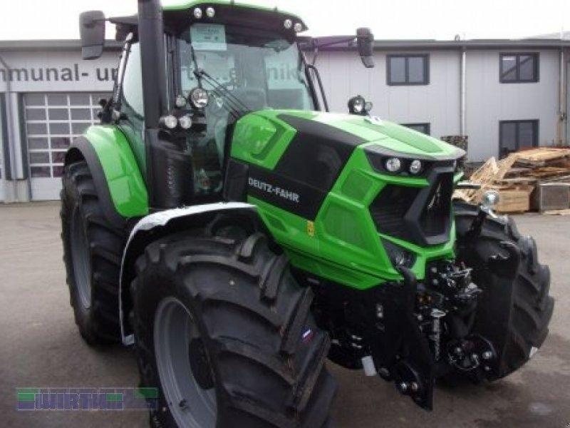 Traktor типа Deutz-Fahr Agrotron 6145.4, 5/6 Lastschaltgetriebe, Aktionspreis, Neumaschine в Buchdorf (Фотография 1)