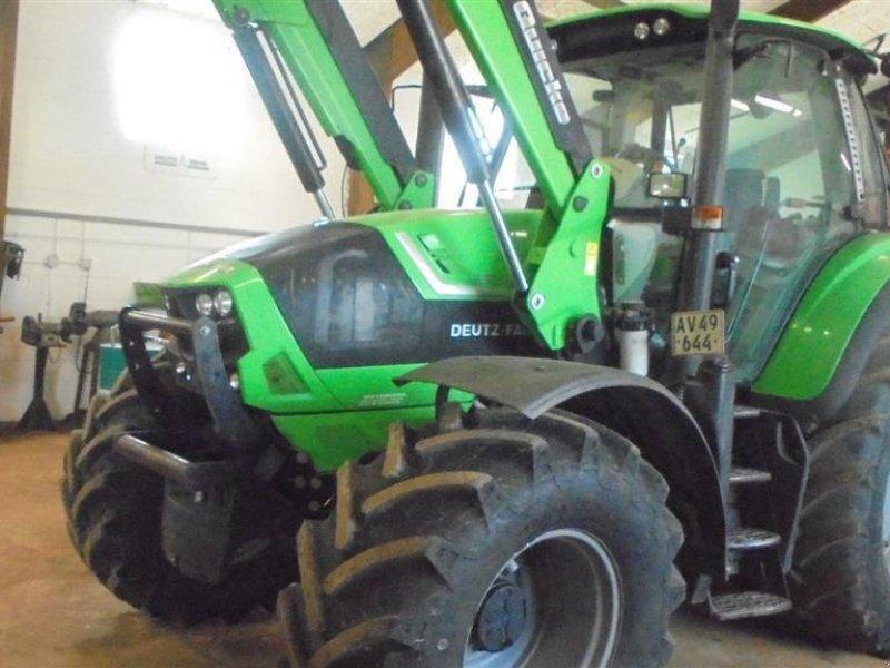 Traktor типа Deutz-Fahr Agrotron 6150 C-Shift frontlæsser Q 66 Ålø, Gebrauchtmaschine в Rønde (Фотография 1)