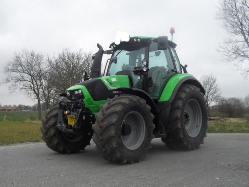 Traktor des Typs Deutz-Fahr Agrotron 6150.4 TTV, Gebrauchtmaschine in Egglham (Bild 1)