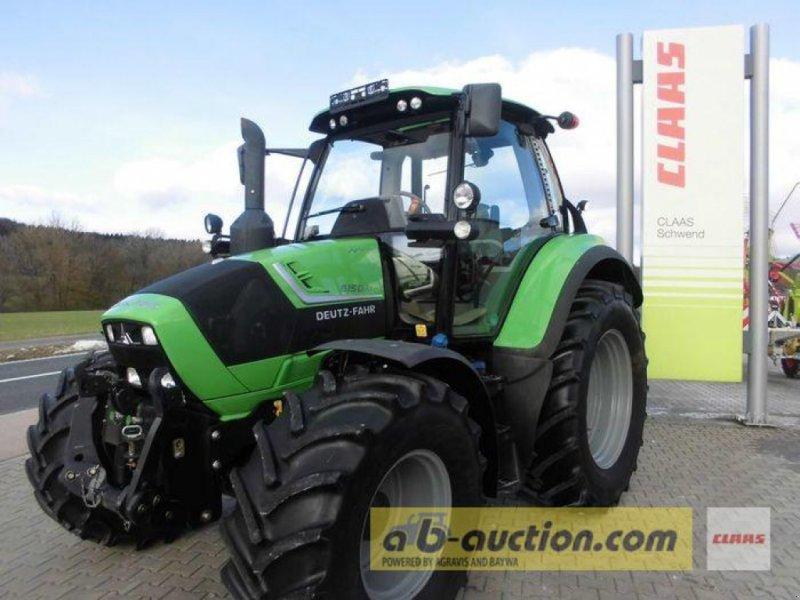 Traktor des Typs Deutz-Fahr AGROTRON 6150.4, Gebrauchtmaschine in Schwend (Bild 1)