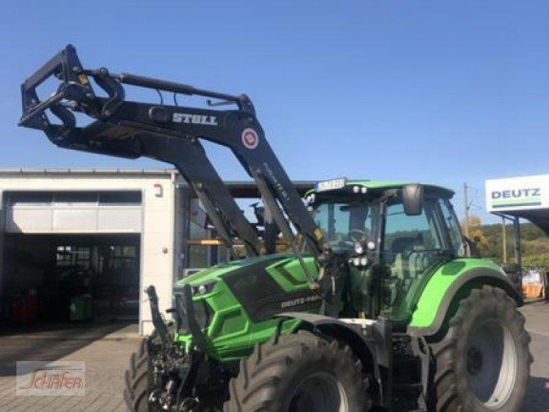 Traktor tip Deutz-Fahr Agrotron 6155 TTV, Vorführmaschine in Runkel-Ennerich (Poză 1)