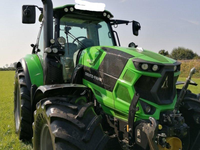 Traktor типа Deutz-Fahr Agrotron 6155, Gebrauchtmaschine в Lamerdingen (Фотография 1)