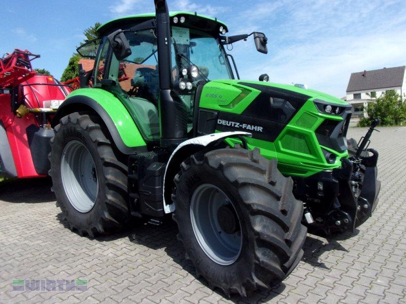 "Traktor a típus Deutz-Fahr Agrotron 6155.4 RC-Shift ""Austellungsmaschine"", Neumaschine ekkor: Buchdorf (Kép 1)"