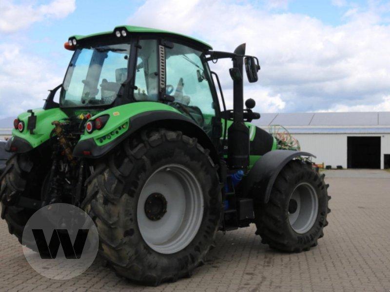 Traktor des Typs Deutz-Fahr Agrotron 6160 TTV, Gebrauchtmaschine in Jördenstorf (Bild 5)
