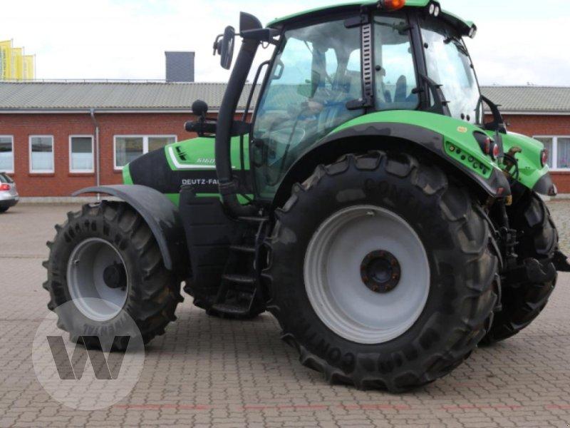 Traktor des Typs Deutz-Fahr Agrotron 6160 TTV, Gebrauchtmaschine in Jördenstorf (Bild 3)