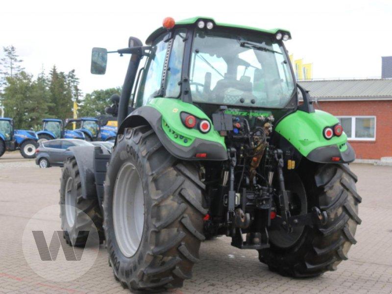 Traktor des Typs Deutz-Fahr Agrotron 6160 TTV, Gebrauchtmaschine in Jördenstorf (Bild 4)