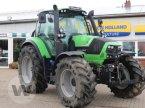 Traktor des Typs Deutz-Fahr Agrotron 6160 TTV in Jördenstorf