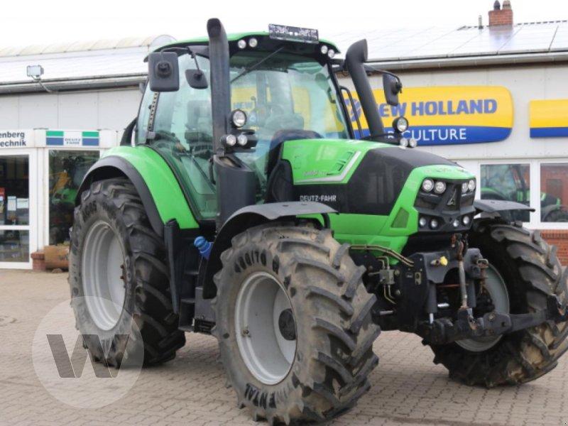 Traktor des Typs Deutz-Fahr Agrotron 6160 TTV, Gebrauchtmaschine in Jördenstorf (Bild 1)