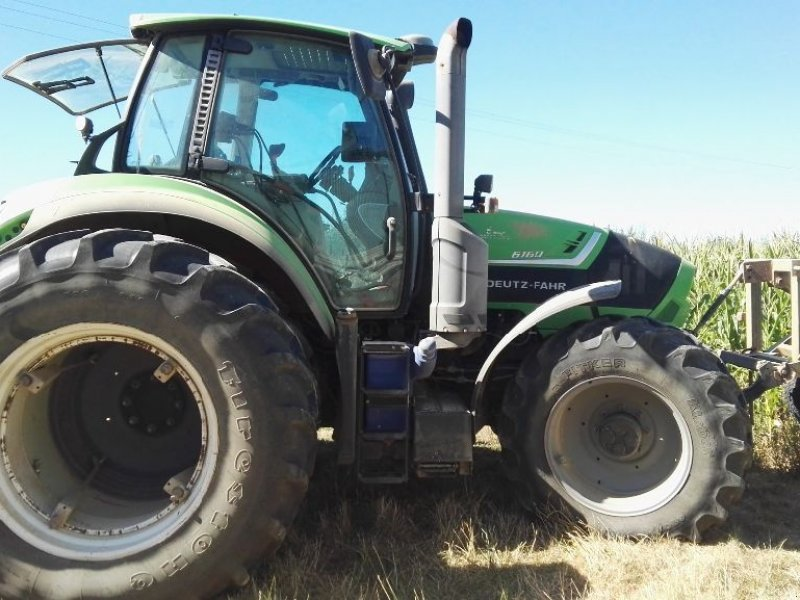 Traktor a típus Deutz-Fahr Agrotron 6160, Gebrauchtmaschine ekkor: Savigny sur Braye (Kép 1)