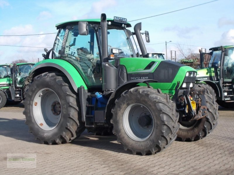 Traktor des Typs Deutz-Fahr AGROTRON 6160, Gebrauchtmaschine in Leichlingen (Bild 1)