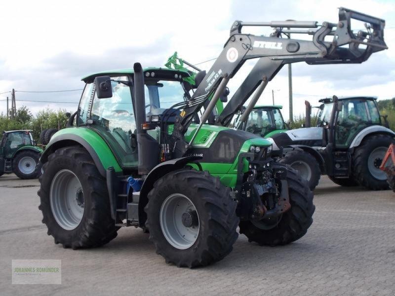 Traktor типа Deutz-Fahr AGROTRON 6160, Gebrauchtmaschine в Leichlingen (Фотография 1)