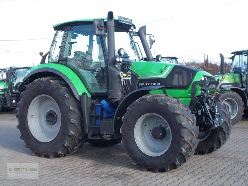 Traktor des Typs Deutz-Fahr AGROTRON 6160TTV, Gebrauchtmaschine in Leichlingen (Bild 1)