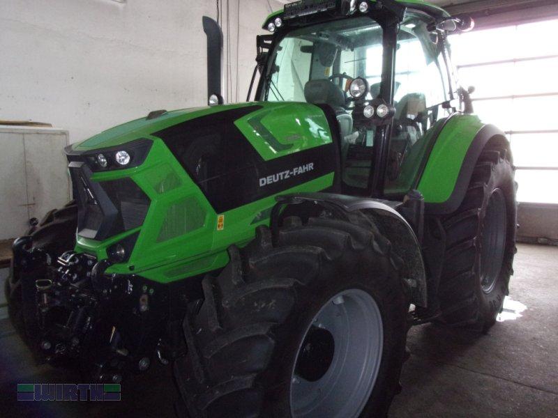 Traktor des Typs Deutz-Fahr Agrotron 6165 Lastschaltgetriebe 5/6, 40/50 km/h, Gebrauchtmaschine in Buchdorf (Bild 1)