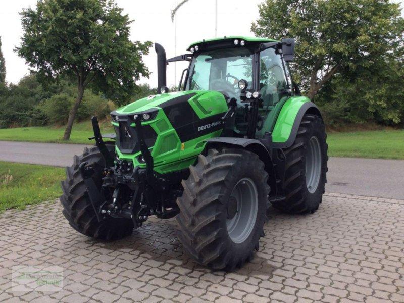 Traktor des Typs Deutz-Fahr Agrotron 6165 POWERSHIFT, Neumaschine in Nordstemmen (Bild 1)