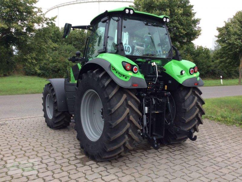 Traktor des Typs Deutz-Fahr Agrotron 6165 POWERSHIFT, Neumaschine in Nordstemmen (Bild 4)
