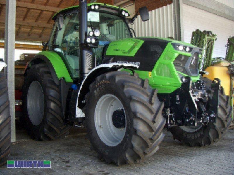 """Traktor des Typs Deutz-Fahr Agrotron 6165 """"RC-shift"""", Neumaschine in Buchdorf (Bild 1)"""