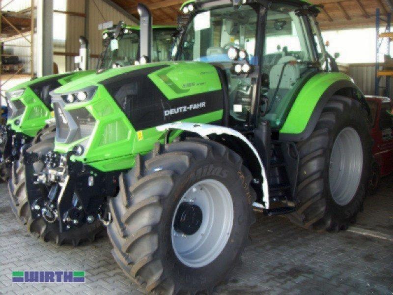 """Traktor des Typs Deutz-Fahr Agrotron 6165 """"RC-shift"""", Neumaschine in Buchdorf (Bild 4)"""