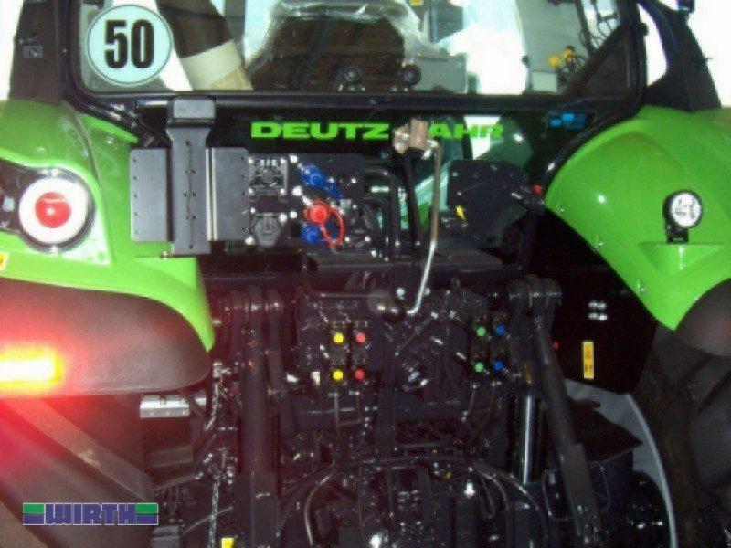 """Traktor des Typs Deutz-Fahr Agrotron 6165 """"RC-shift"""", Neumaschine in Buchdorf (Bild 5)"""