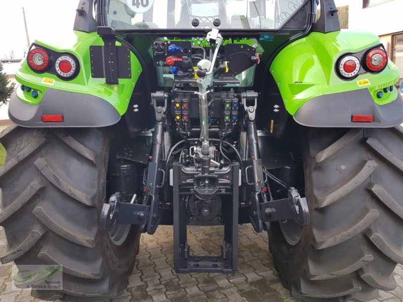Traktor типа Deutz-Fahr Agrotron 6165 TTV, Neumaschine в Neustadt (Фотография 5)