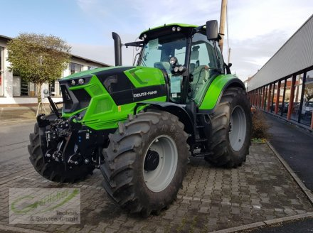 Traktor типа Deutz-Fahr Agrotron 6165 TTV, Neumaschine в Neustadt (Фотография 2)