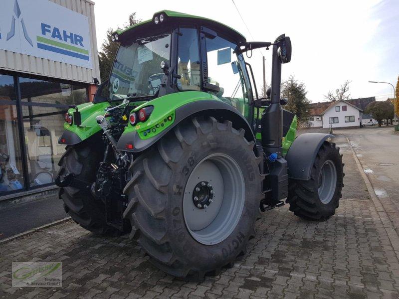 Traktor типа Deutz-Fahr Agrotron 6165 TTV, Neumaschine в Neustadt (Фотография 6)