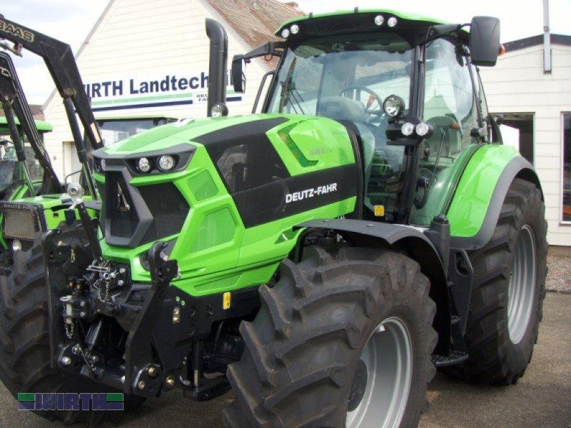 Traktor a típus Deutz-Fahr Agrotron 6165 TTV, Neumaschine ekkor: Buchdorf (Kép 1)