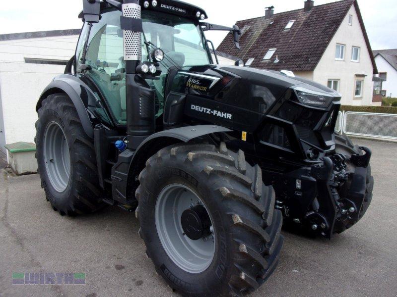 """Traktor des Typs Deutz-Fahr Agrotron 6165 """"WARRIOR"""" Lastschaltgetriebe 5/6, Neumaschine in Buchdorf (Bild 1)"""
