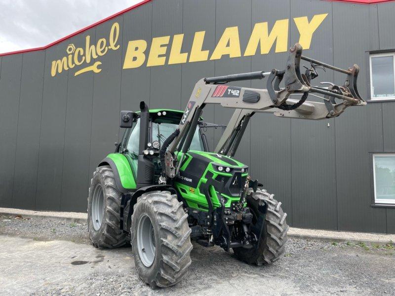 Traktor типа Deutz-Fahr Agrotron 6165.4 TTV, Gebrauchtmaschine в SAINT CLAIR SUR ELLE (Фотография 1)