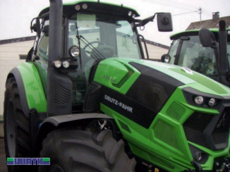 """Traktor des Typs Deutz-Fahr Agrotron 6175.4 TTV  """"Abverkauf"""", Gebrauchtmaschine in Buchdorf (Bild 1)"""