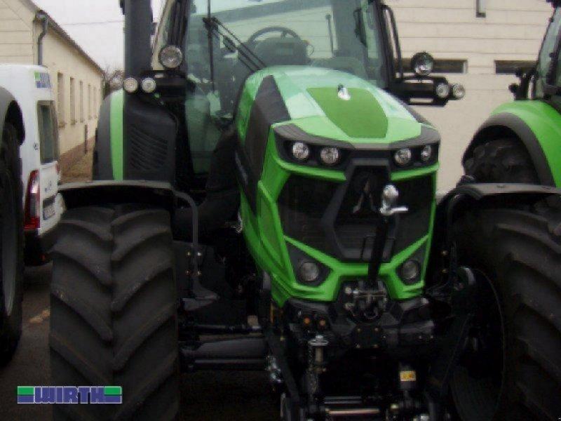 """Traktor des Typs Deutz-Fahr Agrotron 6175.4 TTV  """"Abverkauf"""", Gebrauchtmaschine in Buchdorf (Bild 3)"""