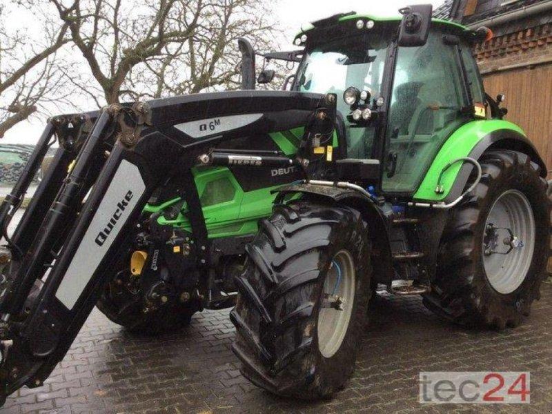 Traktor des Typs Deutz-Fahr Agrotron 6.175.4 TTV, Gebrauchtmaschine in Rees (Bild 1)