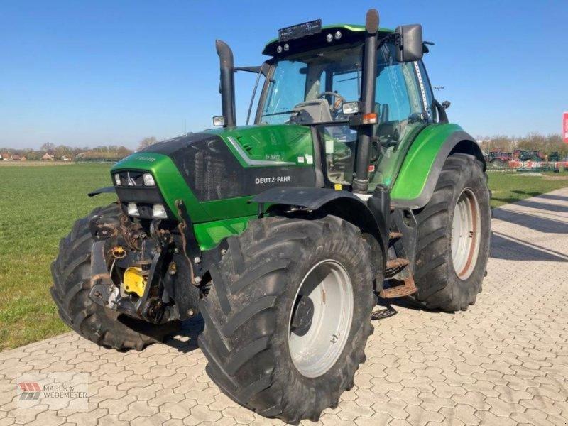 Traktor des Typs Deutz-Fahr AGROTRON 6180 P REPARATURBEDÜRFTIG, Gebrauchtmaschine in Oyten (Bild 1)