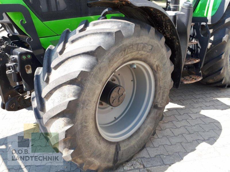 Traktor типа Deutz-Fahr Agrotron 6180 P, Gebrauchtmaschine в Regensburg (Фотография 6)