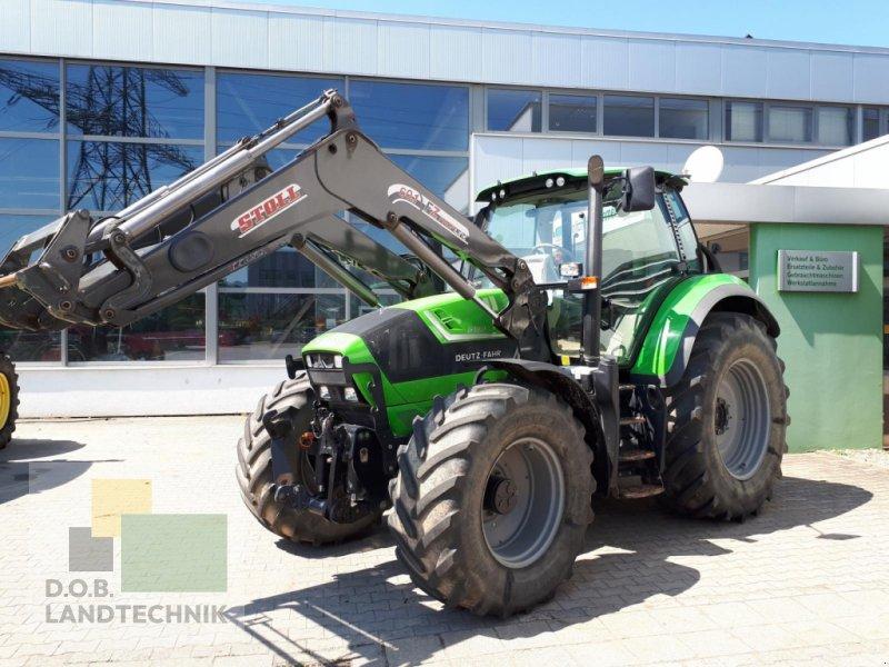 Traktor типа Deutz-Fahr Agrotron 6180 P, Gebrauchtmaschine в Regensburg (Фотография 3)