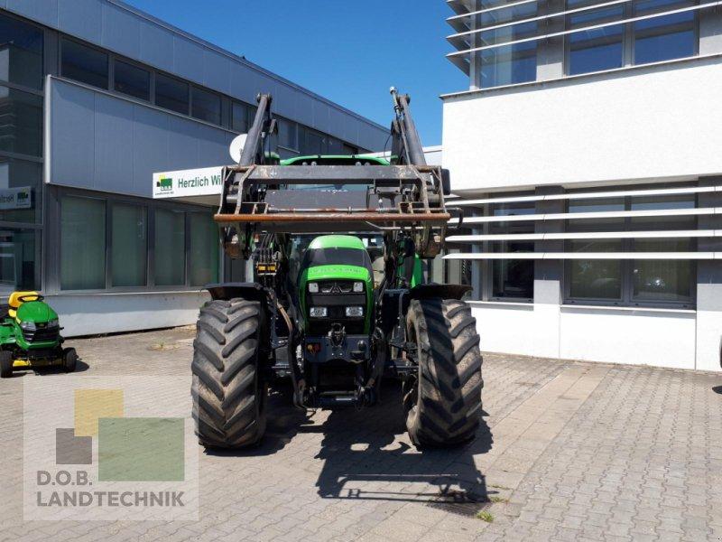 Traktor типа Deutz-Fahr Agrotron 6180 P, Gebrauchtmaschine в Regensburg (Фотография 7)