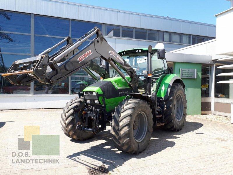 Traktor типа Deutz-Fahr Agrotron 6180 P, Gebrauchtmaschine в Regensburg (Фотография 1)