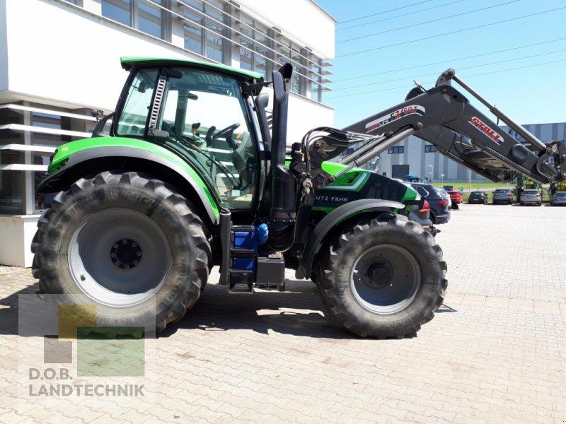 Traktor типа Deutz-Fahr Agrotron 6180 P, Gebrauchtmaschine в Regensburg (Фотография 2)