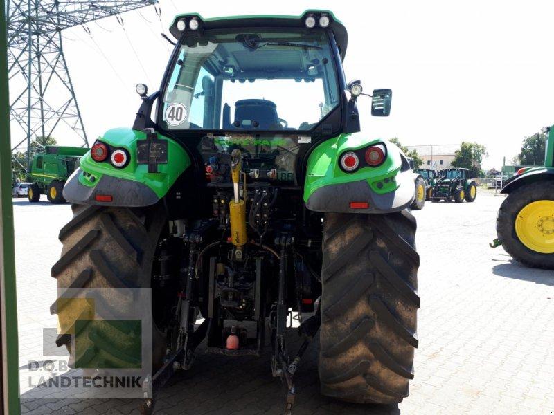 Traktor типа Deutz-Fahr Agrotron 6180 P, Gebrauchtmaschine в Regensburg (Фотография 10)