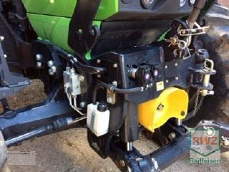 Traktor des Typs Deutz-Fahr Agrotron 6180 TTV / B, Gebrauchtmaschine in Rees (Bild 5)